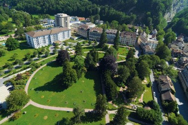 Grand Resort Bad Ragaz offers a spring special package