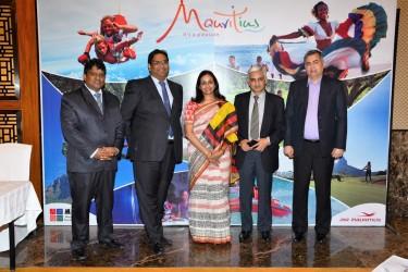 Mauritius Tourism Promotion Authority organized a five city Roadshow