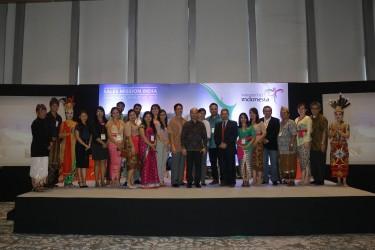 Wonderful Indonesia Sales Mission in Kolkata and Ahmedabad
