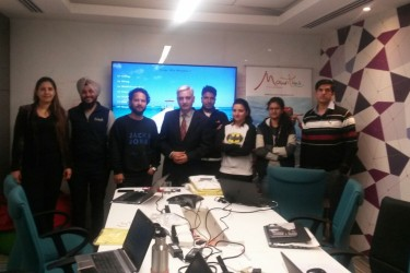 MTPA conducted the Train the Trainer programme at MakeMyTrip.com