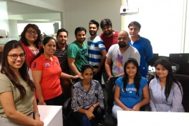 VITO India conducted training at Go Ibibo.com