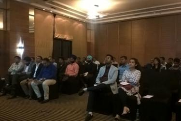 MTPA India organised Agents Seminar in Raipur