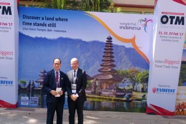 Visit Indonesia participated at OTM Mumbai 2017