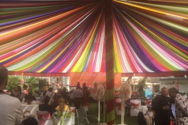 VITO – New Delhi had attended Indonesia culinary spring bazaar