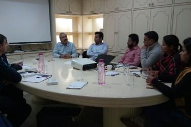 VITO – New Delhi conducted Indonesia destination training session at JTB Tours