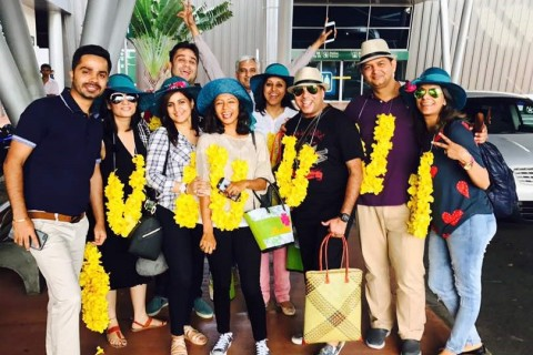 MTPA – India organised Wedding Planners FAM Trip to Mauritius