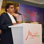 Raj Bhujohory, Chairman MTPA
