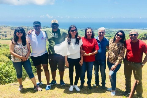 MTPA – India organised Agents FAM Trip to Mauritius from Mumbai 9th to 15th Dec 2017