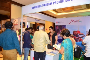 Mauritius Tourism Promotion Authority Participated in Holiday Expo – Visakhapatnam