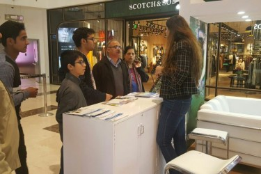 MTPA India organised the Mall Promotion at the Mall of India, Noida