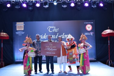 Launch of 'The Pride and Glory of Bali Yatra' Coffee-table Book, Documentary Film & Heritage Tours